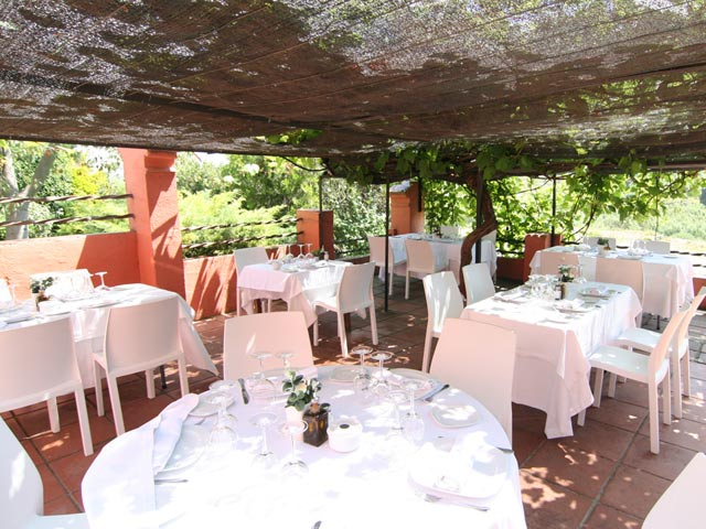 Restaurante La Masia de Sant Cugat