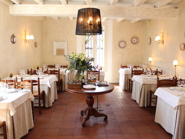 Restaurante Masia Sant Cugat