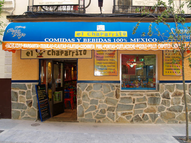 Restaurante El Chaparrito