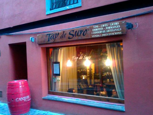 Restaurante Tap de Suro