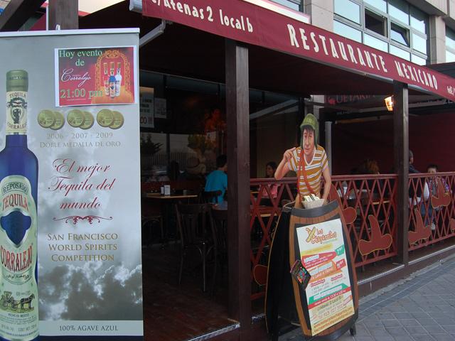 Restaurante Los Chaparritos