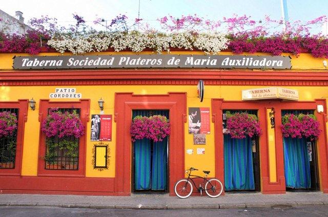 Restaurante Taberna Sociedad Plateros Maria Auxiliadora