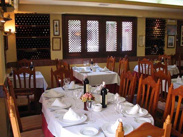 Restaurante Mesón Astorga