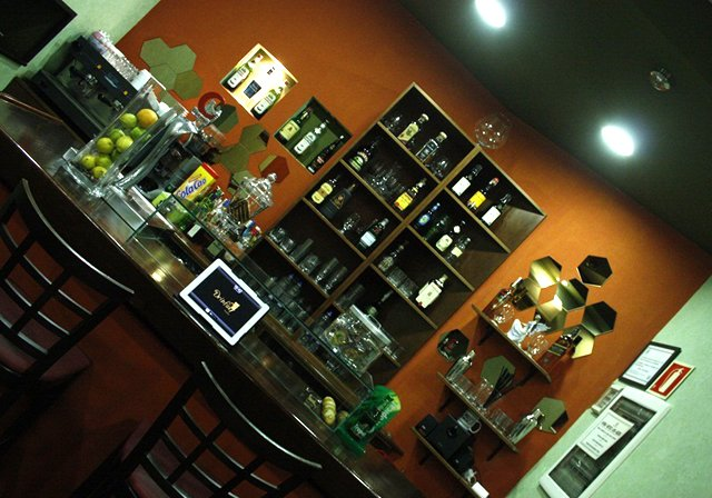 Restaurante Drinfas Nubibar