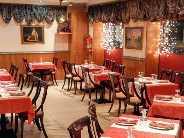 Restaurante Namaste Villarroel