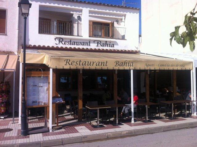 Restaurante Bahia de Tossa