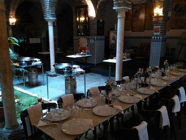 Restaurante Bodega Siglo XVIII