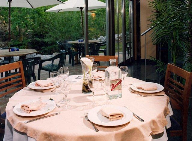 Restaurante Balneario Caldas de Luna