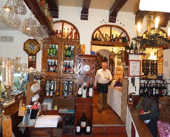 Restaurante casa perico madrid - Casa perico madrid ...