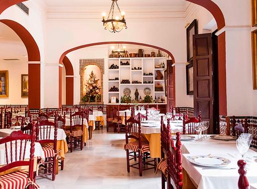 Restaurante El-Giraldillo