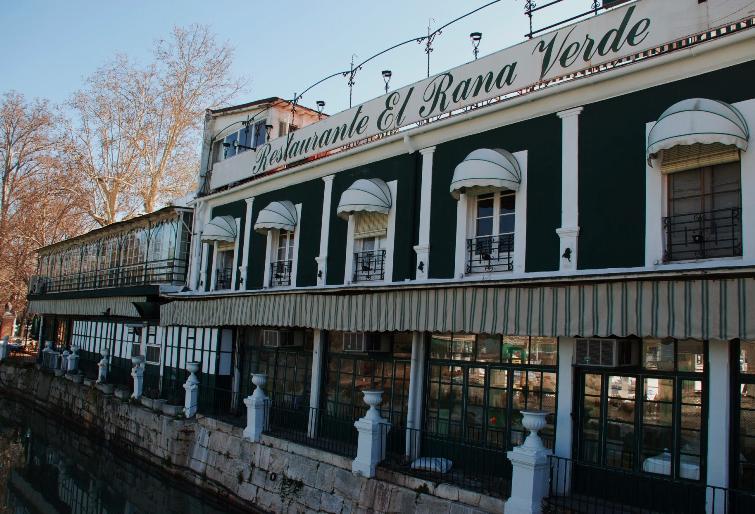 Restaurante El Rana Verde de Aranjuez