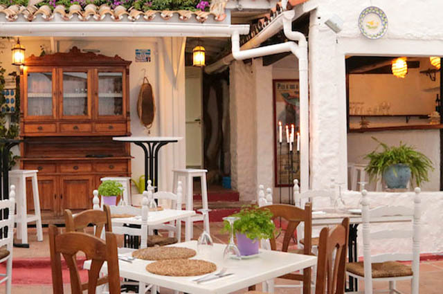 Restaurante El Pozo Viejo