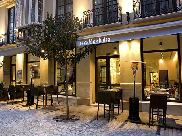 Restaurante El Café de Bolsa