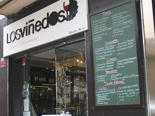 Restaurante Los Viñedos