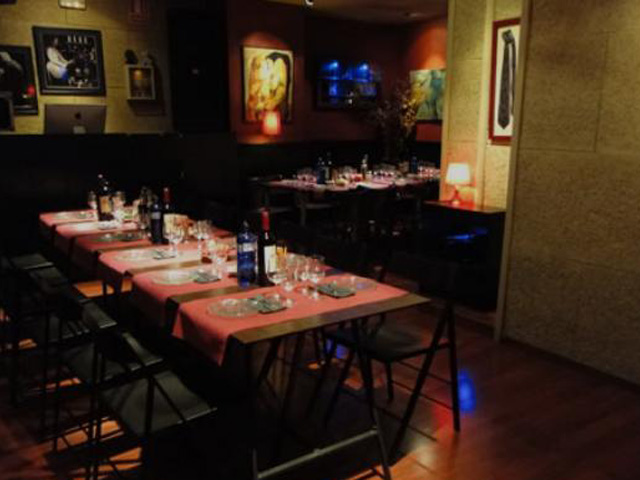 Restaurante Sala Vivaldi