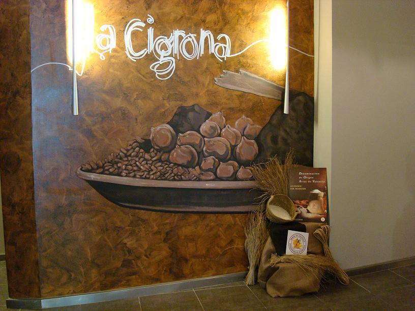 Restaurante la Cigrona