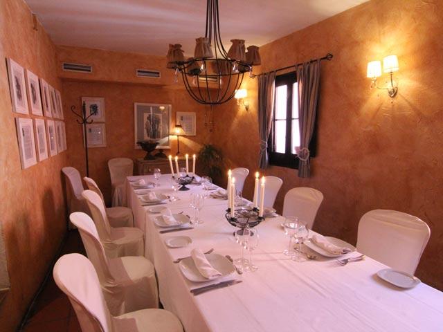 Restaurante La Masia de Sant Cugat