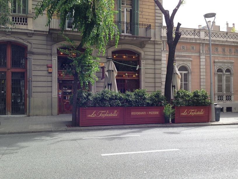 Restaurante La Tagliatella Pau Claris