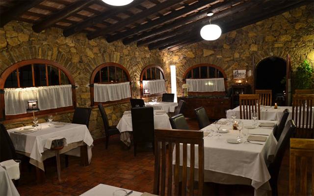 Restaurante Mas Comangau