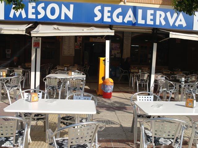 Restaurante Meson Segalerva