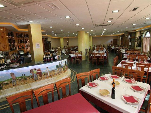 Restaurante Taberna las 5 Bellotas