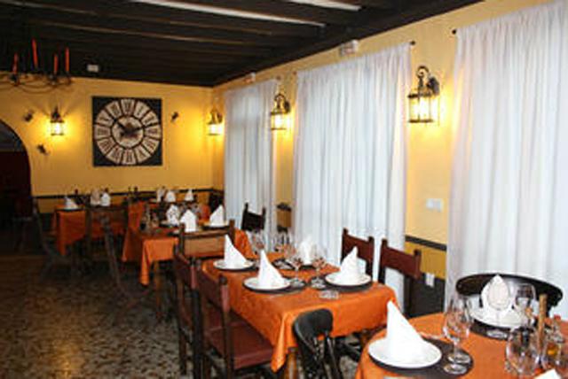 Restaurante Parrilla Argentina La Salamandra