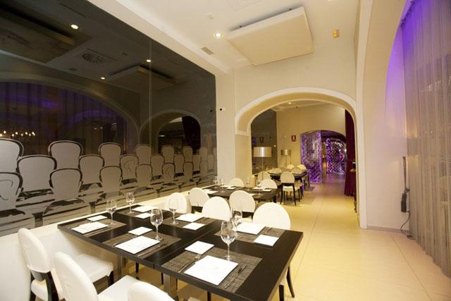 Restaurante La Platea Forum