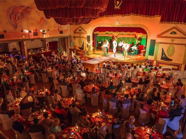 Restaurante El Palacio Andaluz