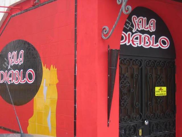 Restaurante Sala Diablo