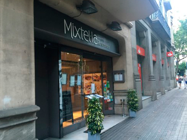 Restaurante Mixtel·la