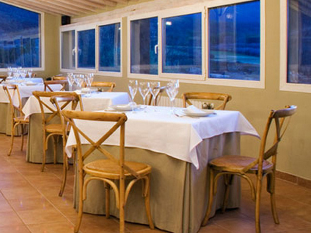 Restaurante El Manantial del Chorro