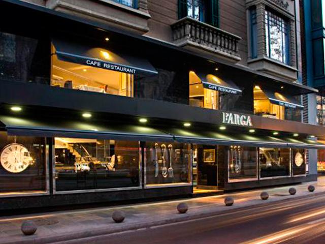 Restaurante Farga Diagonal