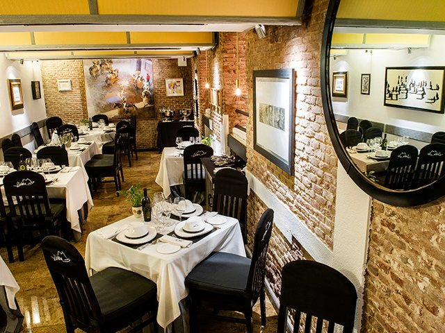 Viridiana: Madrid Restaurants Review - 10Best Experts and ...