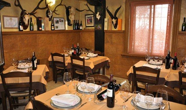 Restaurante La Jabuguería