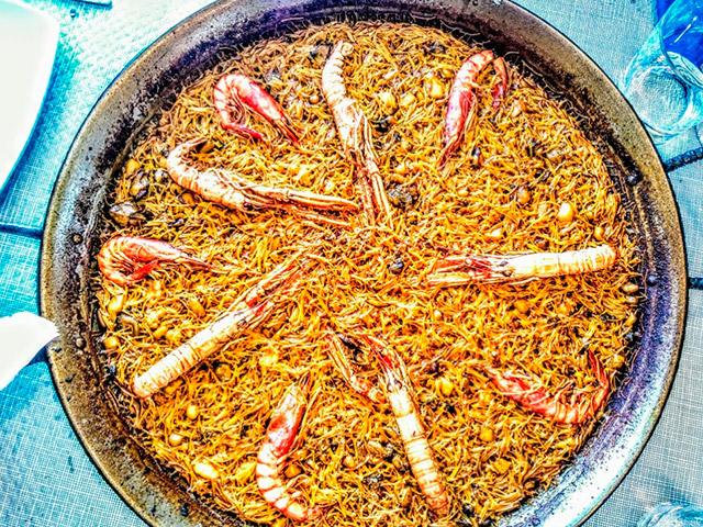 Restaurante Club Náutico Gandía