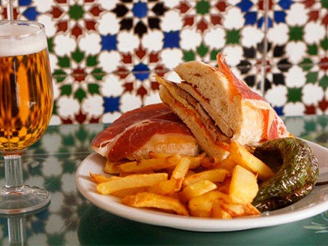 Restaurante Mesón Serranito Alfonso XII