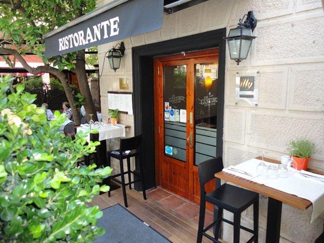 Restaurante De Gustibus Italiae