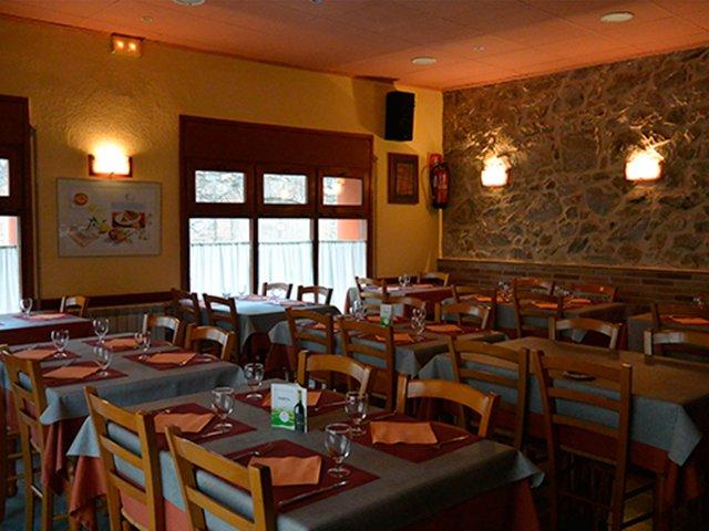 Restaurante la Font d Avall