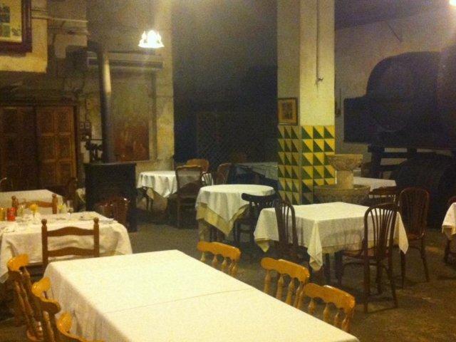 Restaurante Bodega Brugal