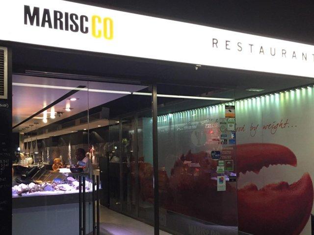 Restaurante Mariscco