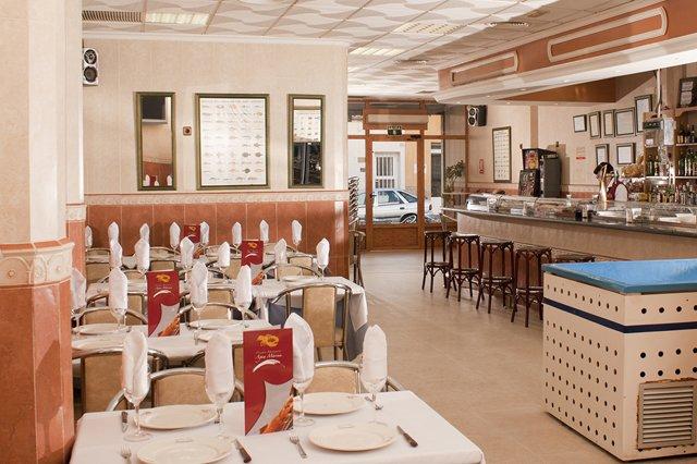 Restaurante Aguamarina