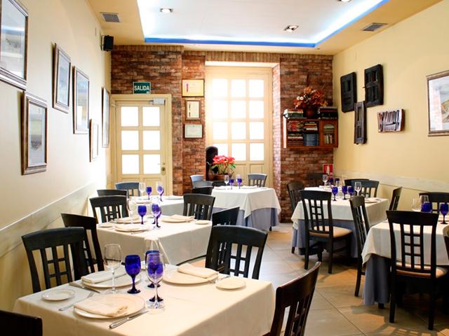 Restaurante La Cocina De Maria Luisa Madrid