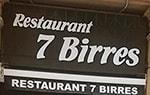 Restaurante 7 birres