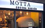 Restaurante MOTTA cocina fusión
