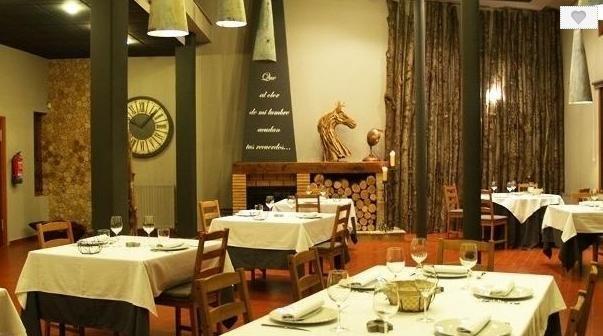 Restaurante Dharma Hotel Porta Coeli