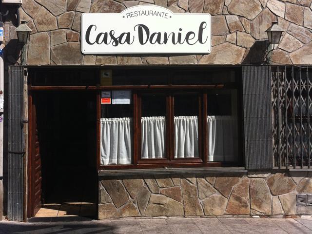 Restaurante Casa Daniel