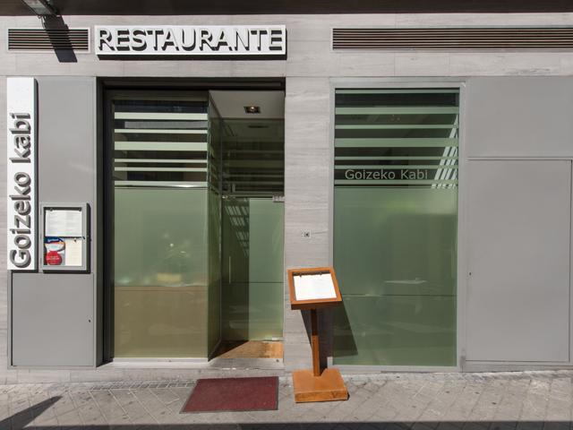 Restaurante Goizeko Kabi