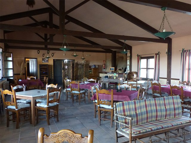 Restaurante El Porton de Sonsaz