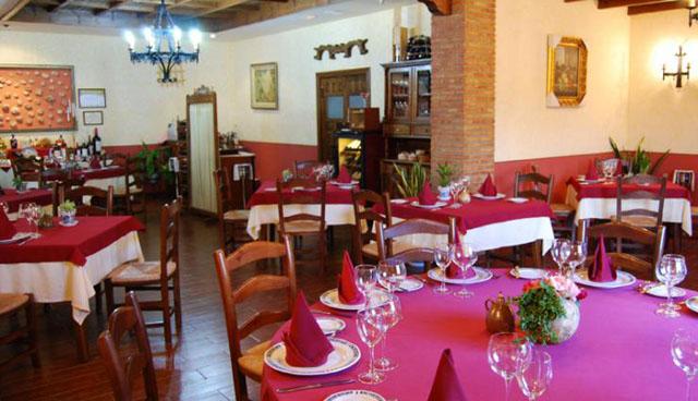 Restaurante Cortijo de Tajar