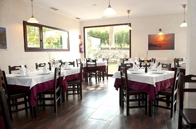 Restaurante El Galeon de Rubarcena
